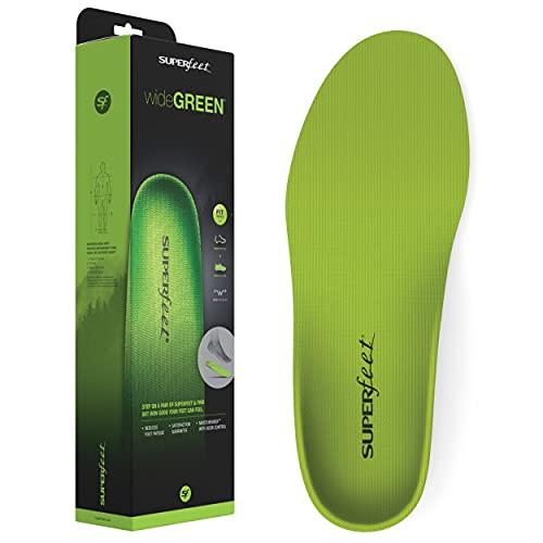 Superfeet, Grün (Wide Green), H (50-52 EU)