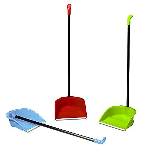 Great Plastic Picker con Bastone Pieghevole Easy-Catch System, Assortiti, Confezione da 18