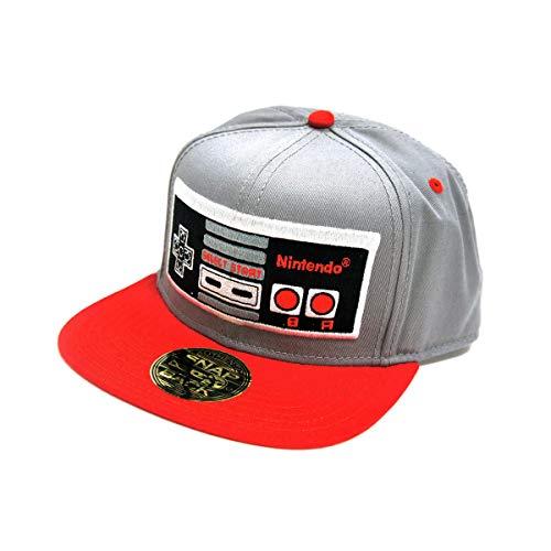 Nintendo: Controller (Cappellino Con Visiera)
