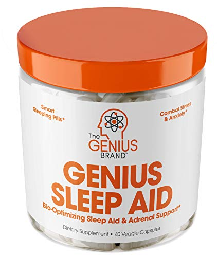 Genius Sleep AID – Smart Sleeping Pills &...