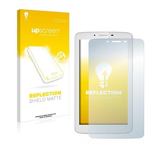 upscreen Entspiegelungs-Schutzfolie kompatibel mit Archos 70 Helium – Anti-Reflex Bildschirmschutz-Folie Matt