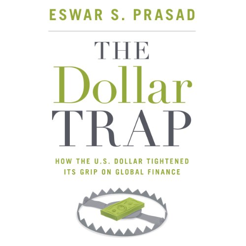 The Dollar Trap audiobook cover art