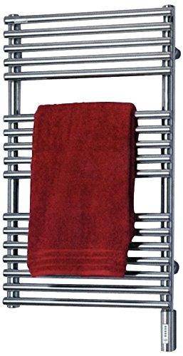 Runtal Neptune Hydronic Towel Radiator 33-in H x 20-in W, Steel