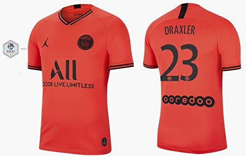 PSG Trikot Herren 2019-2020 Away L1 - Draxler 23 (S)