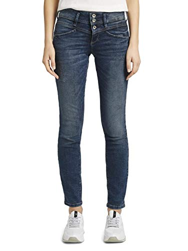 TOM TAILOR Damen Alexa Slim Jeans