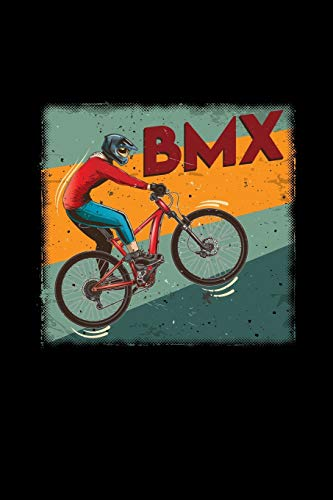 BMX: 6x9 BMX | lined | ruled paper | notebook | notes
