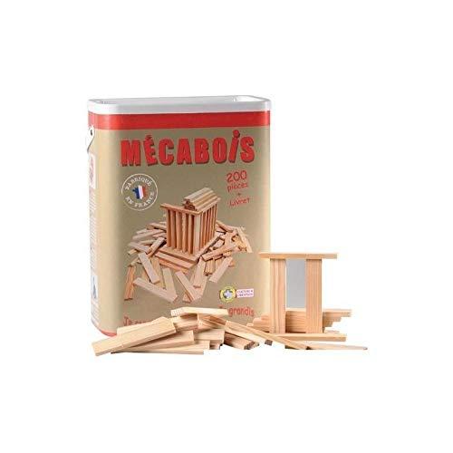 MECABOIS - 180 pièces