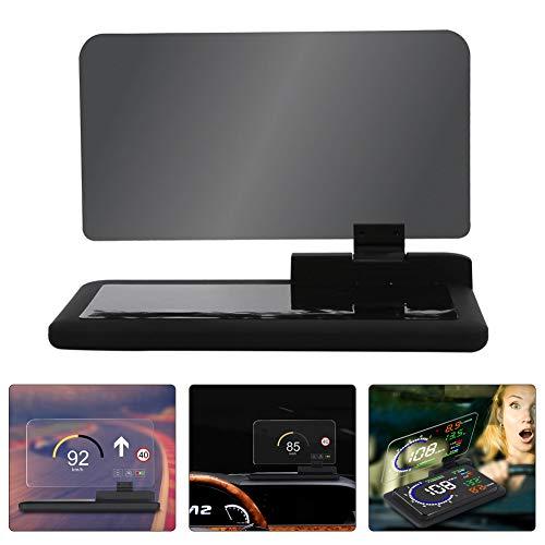 Coche Universal HUD Pantalla La Navegacion GPS HD Imagen Reflector Teléfono Inteligente Head Up Display Protector De Conducción