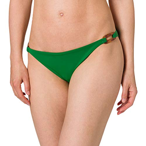 Women' Secret Braguita de Bikini clásica Verde, Botella, M para Mujer