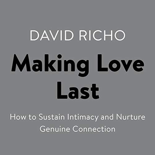 Making Love Last audiobook cover art
