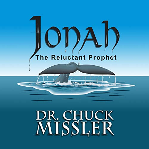 Jonah Audiobook By Chuck Missler cover art