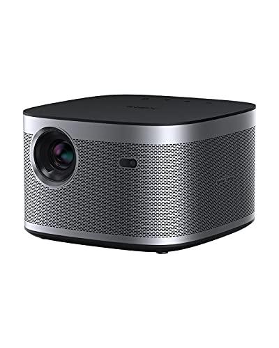 XGIMI Horizon proiettore Supporta 4K Full HD 300   Home Theater 2200 ANSI Lumen Android TV 10.0 Google Assistant 3D Videoproiettore Harman   Kardon Altoparlante TV Box   PS4   Smartphone