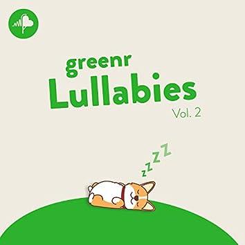 Greenr Lullabies, Vol. 2