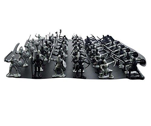 Black Temptation 60 PC Plastic Soldiers Modelo Toy