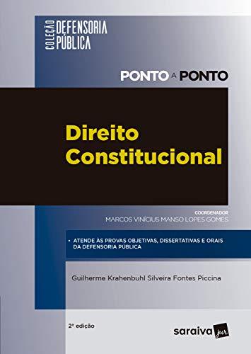 Defensoria pública - ponto a ponto - direitos constitucional