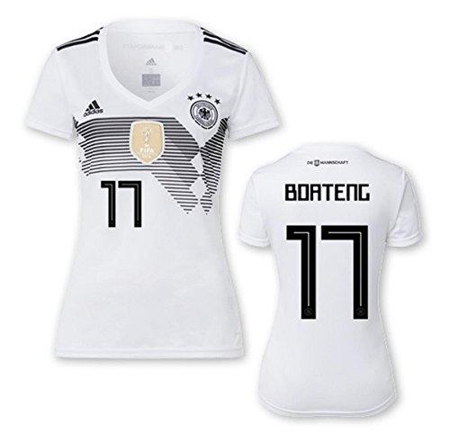 Trikot Damen DFB 2018 Home WC - Boateng 17 (S)