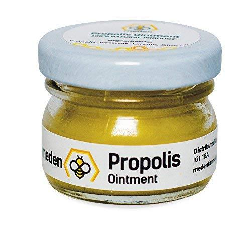 Organisches Propolis Salbe 45g - 100% Natürlich & Pure Propolis Heilend Salbe