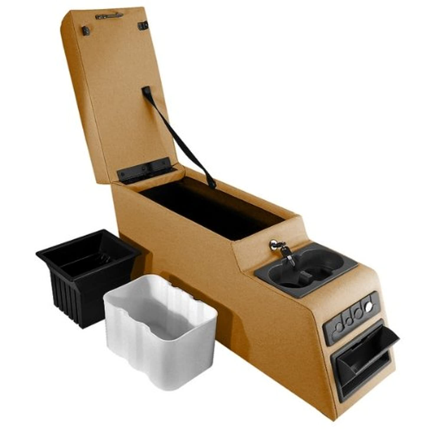 Rugged Ridge 13102.37 Ultimate Spice Locking Center Console