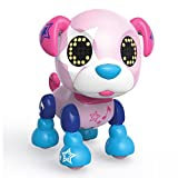 Perro Interactivo ZUPPSTAR Carlino 10cm Zoomer Zupps Tiny Pups SERIE 2 - Spin Master
