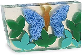 Primal Elements Papillion En Bleu 6.0 Oz. Handmade Glycerin Bar Soap