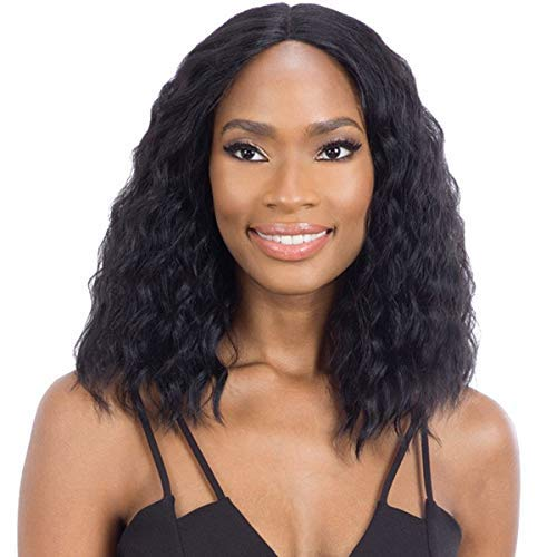 Mayde Beauty Synthetic Natural Hairline Lace and Lace Front Wig - ANGELINA (613)
