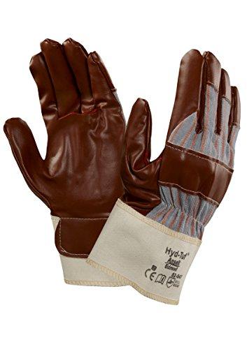 Ansell–Handschuh Hyd-Tuf 52–547(VE = 12Paar Gr. 9