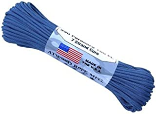 A.C. Kerman - LE Atwood Rope 550-Pound Type III 7 Strand Core Paracord