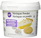 Wilton 2201-4088 Meringue Powder, 4 oz. Egg White Substitute, White