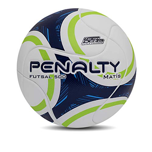 Bola Futsal Matis IX, Termotec, Branco