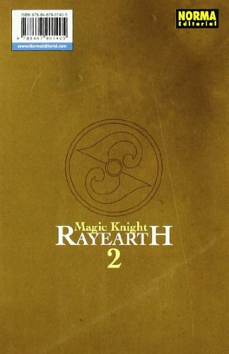 MAGIC KNIGHT RAYEARTH 2. Vol. 2