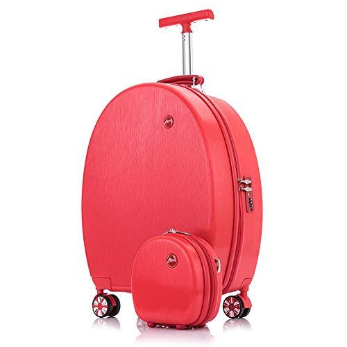 SONGXZ Koffer 20 Zoll Round Tide Trolley Koffer Universal Wheel Suitcase Boarding