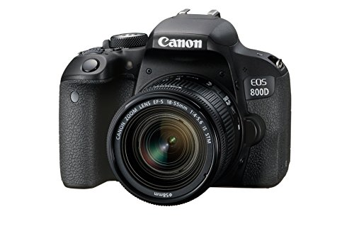 CANON EOS 800D Kit EF-S 18-55 mm