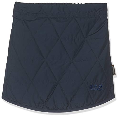 Jack Wolfskin Mädchen G Bear Lodge Skirt Rock, Midnight Blue, 104
