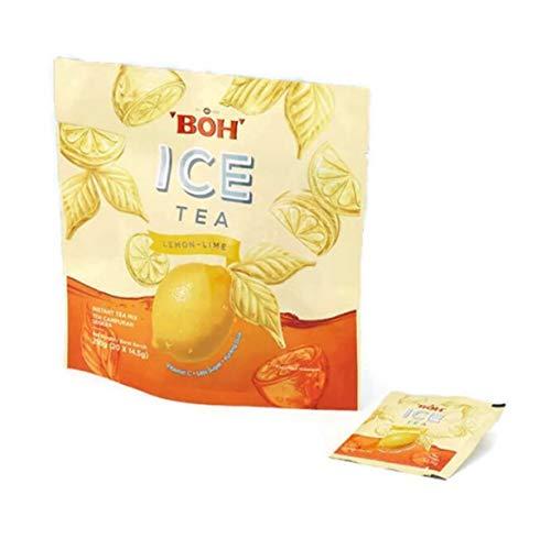 BOH Eistee Zitrone-Limone, 20 Portionen à 14,5 g