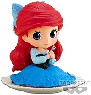 BANPRESTO Q POSKET SUGIRLY Disney Characters -Ariel-(A Normal Color VER) Collectible Figure