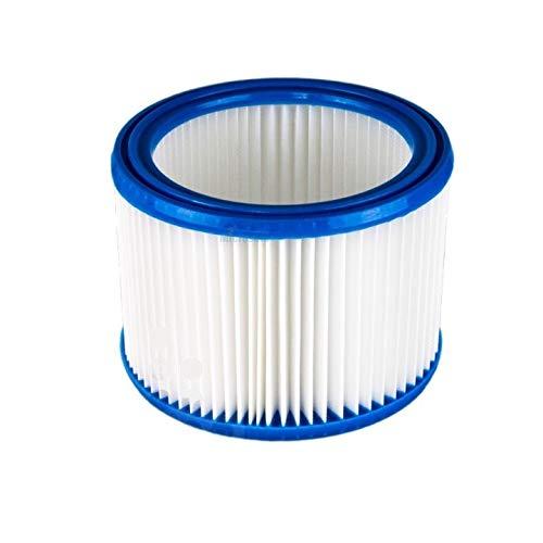 Filtro de cartucho mojado y seco Nilfisk Aspirador AERO 21-21 PC, AERO 21-21 PC INOX alternativa a la original 107402338 de Microsafe
