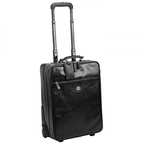 Read About Trolley Morbido 50cm 2 Ruote Cabina | The Bridge Story Viaggio | 07684201-Nero