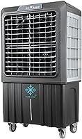Dual Evaporative Air Cooler With Compressor 9000MAH/7000BTU