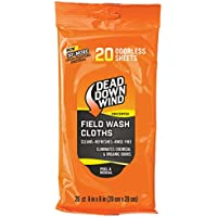 20-Count Dead Down Wind Unscented Wash Towels