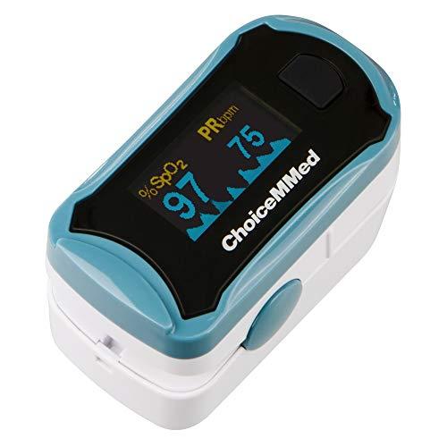 OxyWatch MD 300 C29 - Oxímetro de pulso para dedo (incluye funda protectora)
