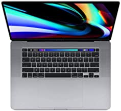 "$3499 » Apple 16"" MacBook Pro with Touch Bar, 9th-Gen 8-Core Intel i9 2.4GHz, 32GB RAM, 1TB SSD, AMD Radeon Pro 5500M 8GB, Space Gray, Late 2019 Z0XZ0007A"