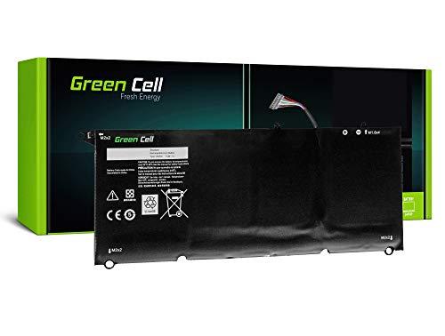 Green Cell 90V7W JD25G Laptop Battery for Dell XPS 13 9343 9350 P54G (Li-Polymer Cells 5600mAh 7.4V Black)