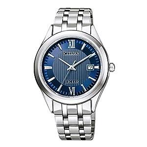 [シチズン] 腕時計 エクシード エコ・ドライブ ペアモデル スーパーチタニウム AW1001-58L メンズ シルバー