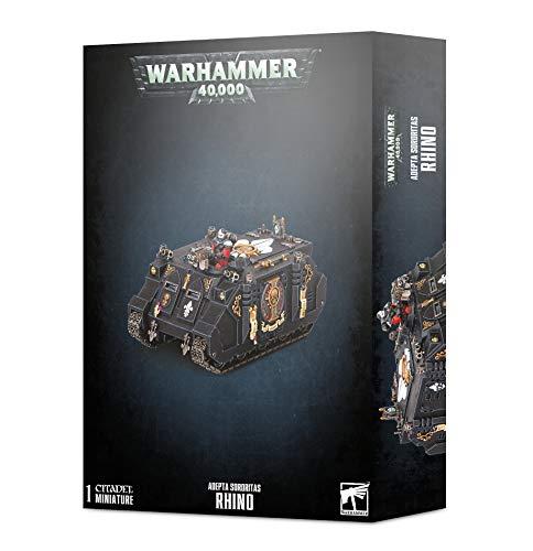 Games Workshop Warhammer 40,000: Adepta Sororitas Rhino