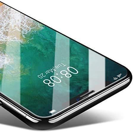 Coolreall Vetro Temperato Compatible per iPhone X/iPhone XS, [3 Pack] Vetro Compatibile per iPhone X/iPhone XS/iPhone 10 Pellicola (5.8') (2-Pack) (3 Packs)