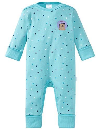 Schiesser baby-meisjes pyjama (tweedelig) Ponyhof Baby Anzug mit Vario