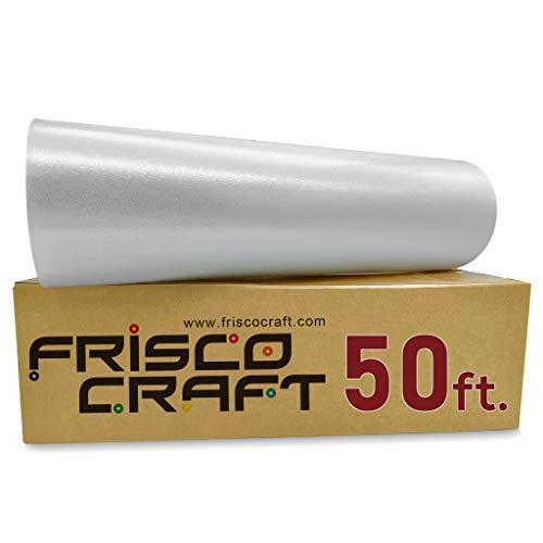 Best Vinyl For Cricut - Frisco Craft C-370 Transfer Roll