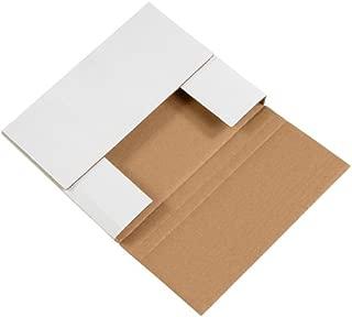 Aviditi M30221 Corrugated Jumbo Fold-Over Mailer, 30