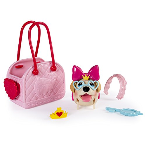 Chubby Puppies & Friends, Fashion Set with Carrier, Labrador