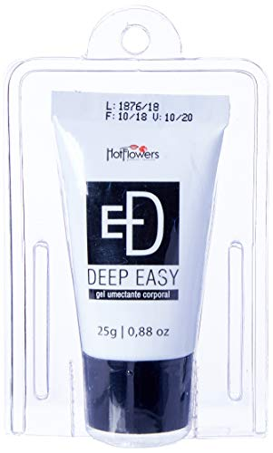 Creme Dessensibilizante Deep Easy 25g - HotFlowers, Hot Flowers